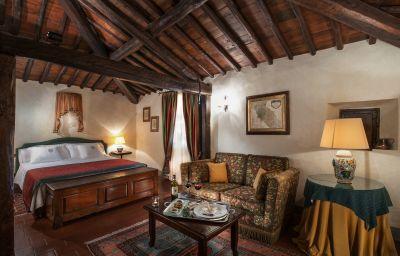 Junior Suite Castello di Spaltenna