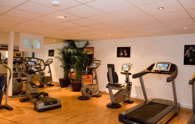 Fitness Chateau de Montvillargenne Chantilly (Picardy)