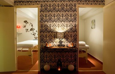 Sala massaggi Chateau de Montvillargenne