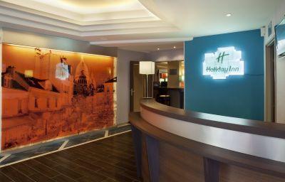Hall de l'hôtel Holiday Inn PARIS - MONTMARTRE