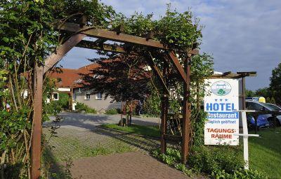 Außenansicht Zum Rethberg Gasthaus