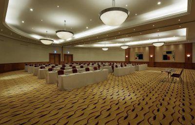 salle de banquet Conrad Istanbul Bosphorus