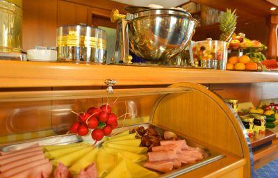Petit-déjeuner buffet Amenity