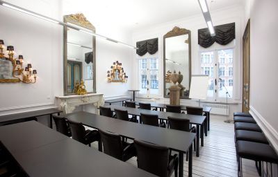 Meeting room Hotel Gravensteen - Historic Hotels Ghent