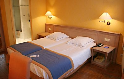 Double room (standard) Hotel Gravensteen - Historic Hotels Ghent