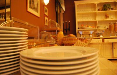 Frühstücks-Buffet Best Western Hotel Baars