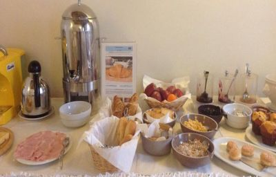 Breakfast buffet Locanda della Posta