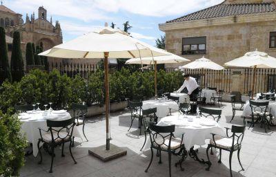 Taras NH Salamanca Palacio de Castellanos