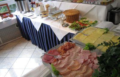 Breakfast buffet Neue Kräme