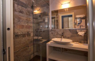 Salle de bains Camin Hotel Colmegna