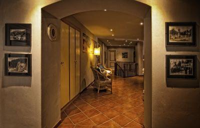 Vue intérieure Camin Hotel Colmegna