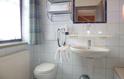 Bathroom Art Hotel