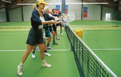 Tennisplatz IFA Schöneck Hotel & Ferienpark