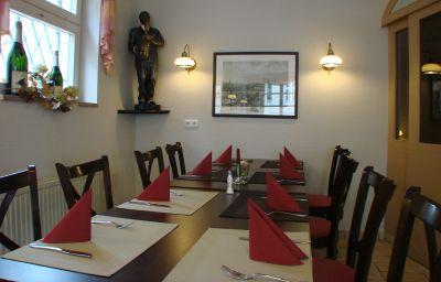 Restaurante/sala de desayunos Altstadt Hotel