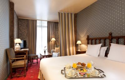 Junior suite Amarante Beau Manoir Paris (Île-de-France)