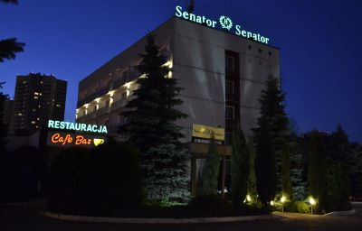 Widok zewnętrzny Senator