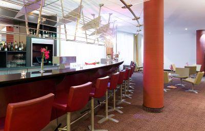 Hotel bar Novotel Mainz