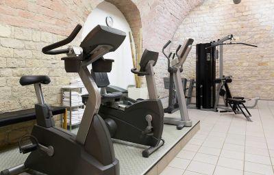 Wellness/fitness area Novotel Mainz