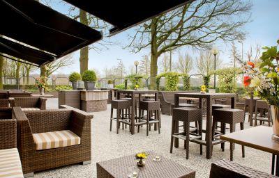 Terraza Van der Valk hotel De Bilt - Utrecht