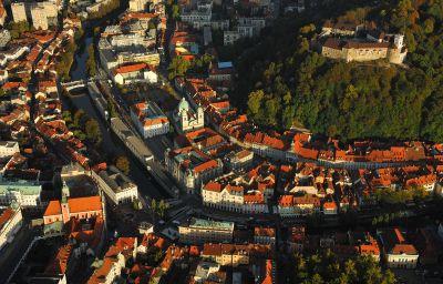 Environnement City Hotel Ljubljana