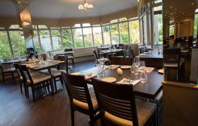 Restaurante Sketchley Grange Hotel and Spa