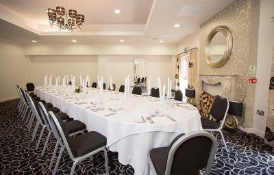 Sala de banquetes Sketchley Grange Hotel and Spa