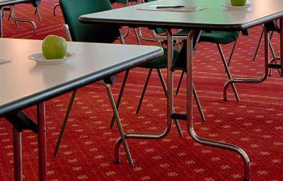 Conference room Best Western Regina Elena
