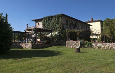 Widok zewnętrzny Borgo San Luigi