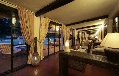 Bar hotelowy Borgo San Luigi