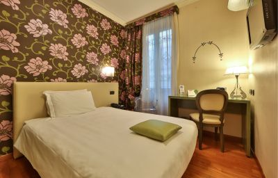 Chambre individuelle (confort) Best Western Plus Genova