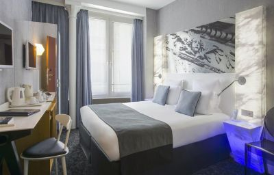 Room BEST WESTERN PREMIER Marais Grands Boulevards
