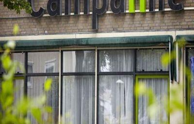 Außenansicht Campanile - Zwolle