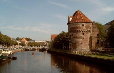 Umgebung Campanile - Zwolle