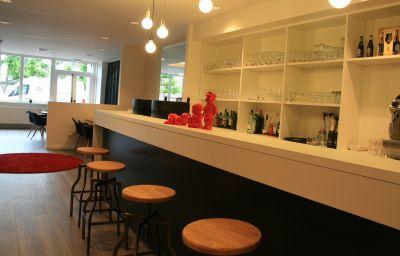 Bar de l'hôtel Corsendonk Viane