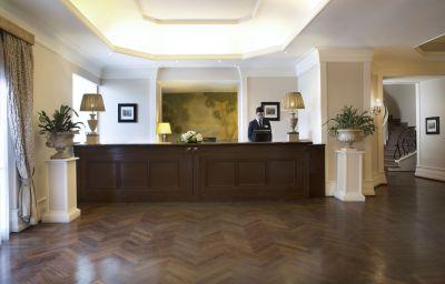 Reception Starhotels Terminus