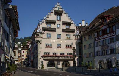 Vue extérieure City Hotel Ochsen