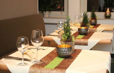 Restaurante Holiday Inn FRANKFURT AIRPORT-NEU-ISENBURG