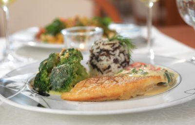 Cucina dell'hotel Residenz