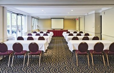 Conference room Comfort Hotel Downtown Toronto (Ontario)