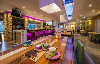 Bar del hotel Mitland