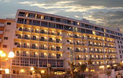 Vue extérieure Fortina Spa Resort