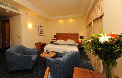 Chambre double (standard) Fortina Spa Resort