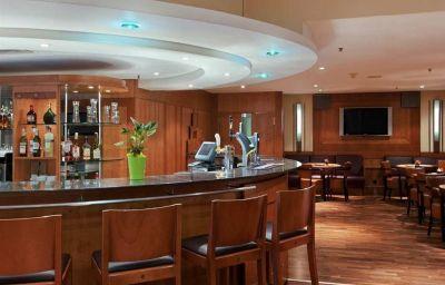 Hotel bar Hilton Prague