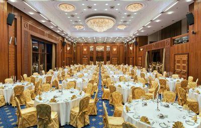 Banquet hall Hilton Prague