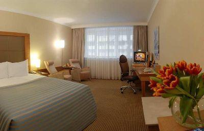 Room Hilton Prague