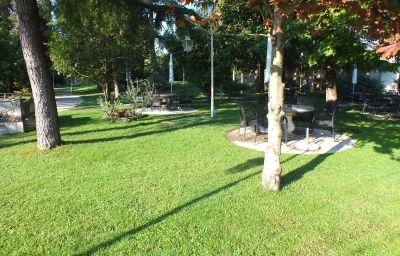 Ogród Abano Ritz Hotel Terme