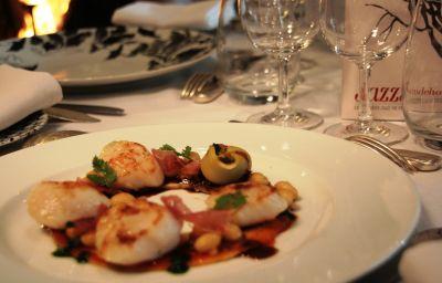 Cucina dell'hotel Relais et Chateaux La Forestiere