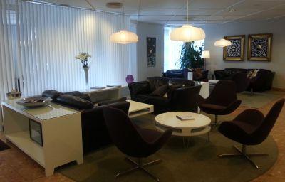 Hall de l'hôtel Öresund
