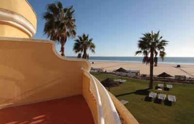 Camera con vista sul mare Hotel Oriental