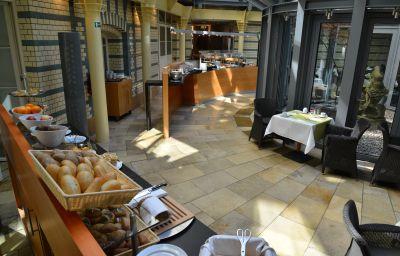 Sala colazione Alexander Plaza